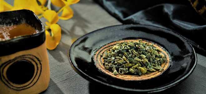 Зеленый чай Ганпаудер (китайский порох) — эстетическое удовольствие в каждой чашке