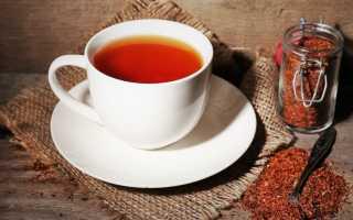 Чай Ройбуш (Ройбос) — наследие африканских туземцев