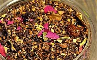 Ханибуш чай — африканская медовая экзотика
