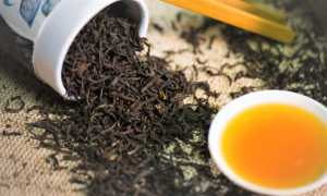 Ассам — индийский черный чай