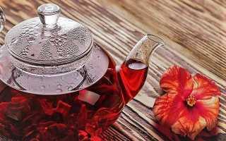 Каркаде — рубиновый напиток из лепестков суданской розы