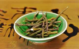 Чай Кудин — напиток молодости и красоты