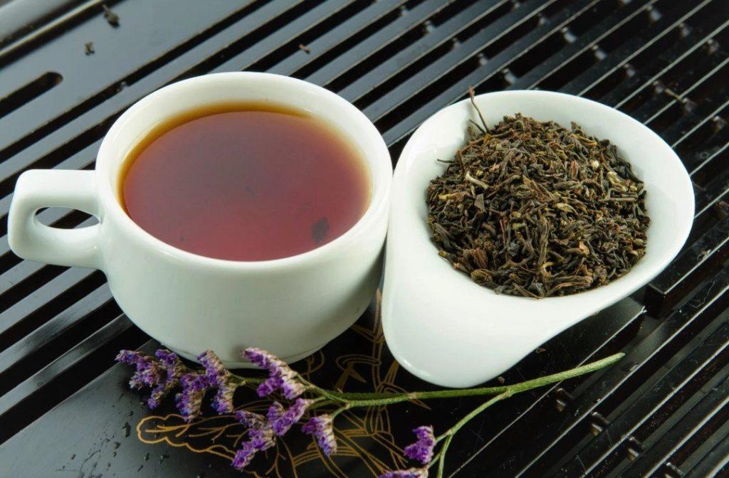 черный чай Дарджилинг