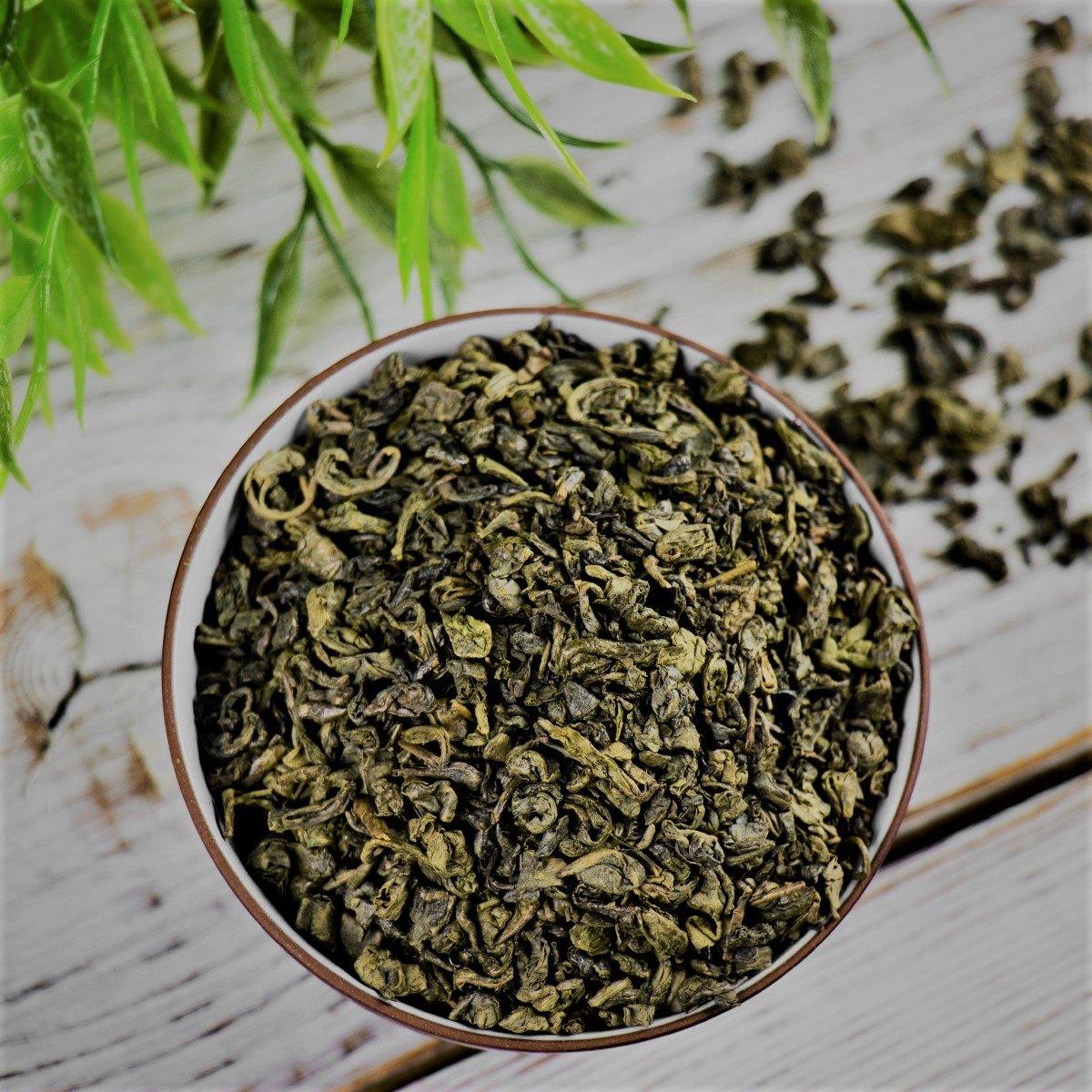 Чай китайский порох